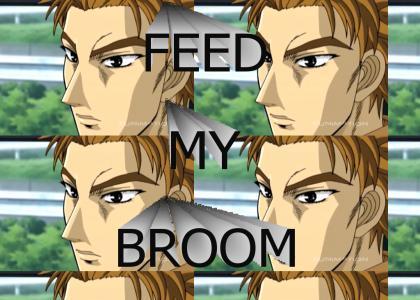 FEED MY BROOM℠
