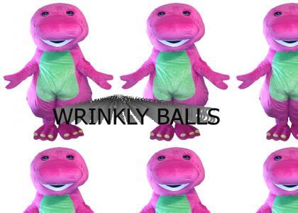WRINKLEY BARNEY GILF GANGBANG