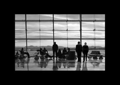 Airport Argument