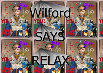 Wilford Brimley Says RELAX