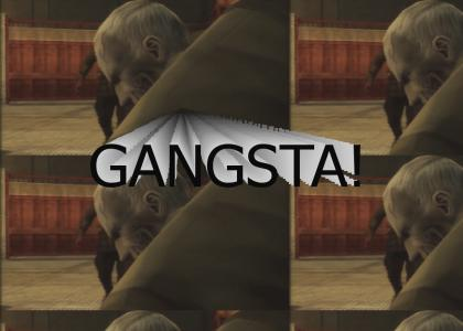 Ocelot is gangsta