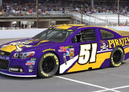 What the ECU Pirates think of NASCAR