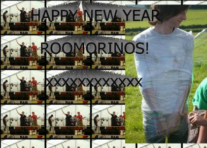 Happy New Year from Room16
