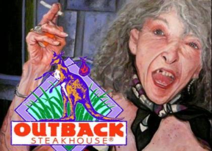 OUTBACK vs Steak House [Part: A1 Sauce]