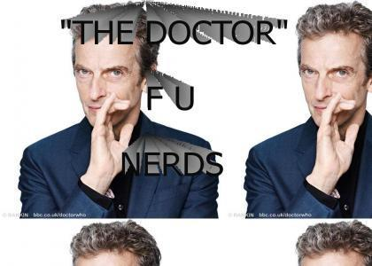 The new Dr.Who is...