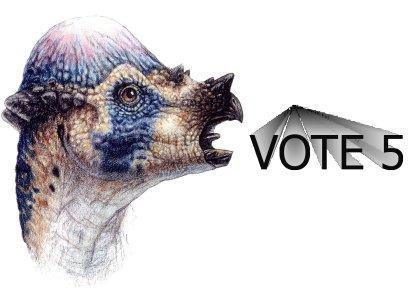 Pachycephalosaurus dinosaur review with Moon Man