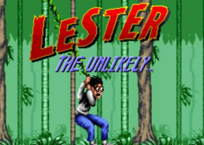 MICROPHONETMND: Lester The Unlikely
