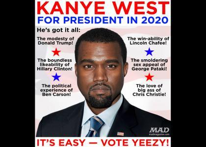 Kanye West 2020