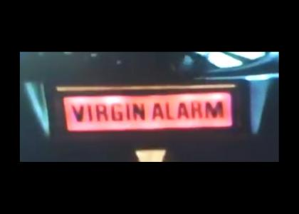 VIRGIN ALARM