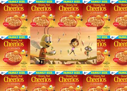 Buzz, you saved the delicious Honey Nut Cheerios