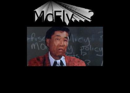 McFly....? McFly....?