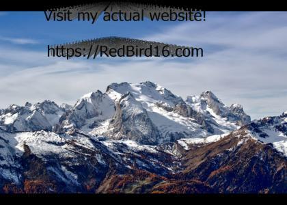 Red Prez's Website
