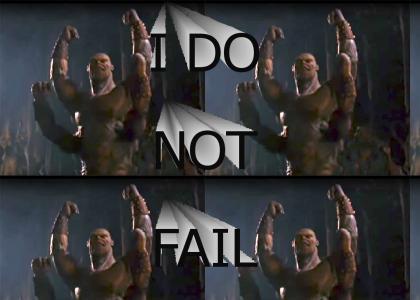 Goro Fails