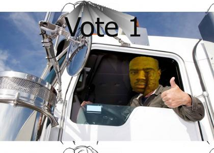 Shiteye Becomes a Trucker