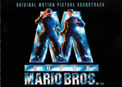 ENTIREALBUMTMND: Super Mario Bros: The Movie soundtrack