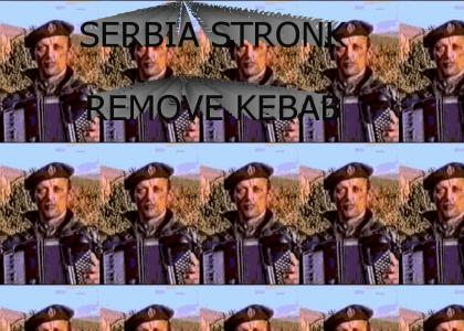 Serbia Stronk