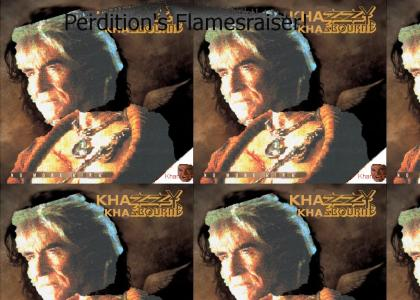 KHANTMND: KHAzzy KHAsbourne - Perdition's Flamesraiser