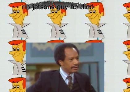 RIP George Jetson