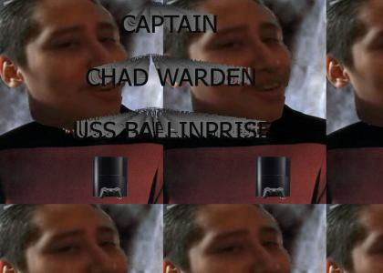 CAPTAIN CHAD WARDEN USS BALLINPRISE