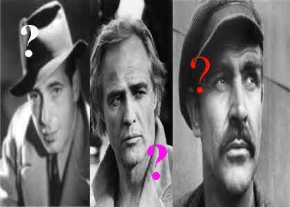 Q: Best actor ever?