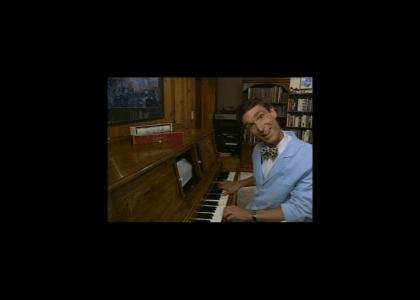 Bill Nye the Piano Guy