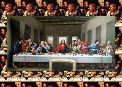 Last Supper Redux