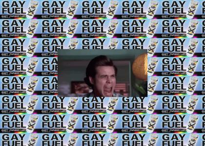 Jim Carrey tries gay fuel