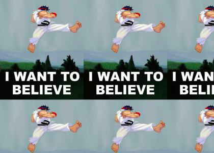 I Want to Believe in Ryu