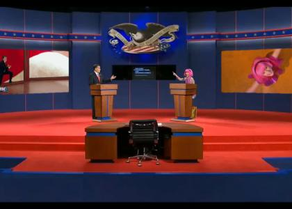The Great Debate 2012 (ytmndam style)