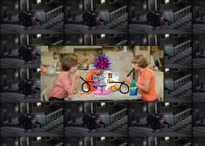Laverne & Shirley do it all