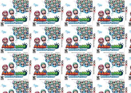 Mario & Luigi:EPIC WIN(American Edition)