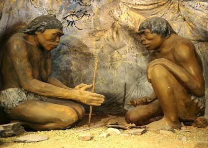 Caveman Survival