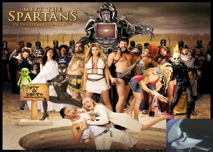 Moon Man Movie Reviews: Meet the Spartans