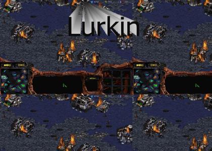 Lurkin