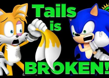 Tails best day ever