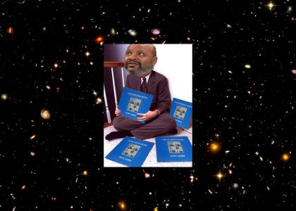Soundscapes with Uncle Phil is sitting in a...