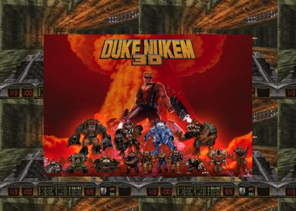 A Megadeth Duke Nukem Experience
