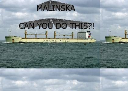 Can Malinska do this?