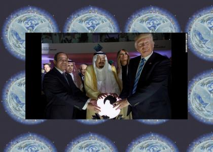 Trump Activates Orb, Triggering Triumphant New Aeon of World Peace