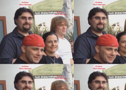 Faces of Ruin Gaming