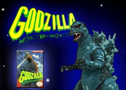 AVGN plays the latest Godzilla video game