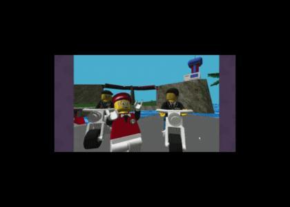 LEGO® Island FaceZoomerz™