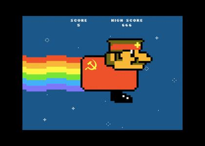 Nyanbow Stalin