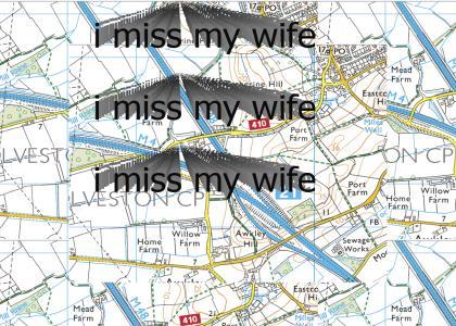 i miss my wife