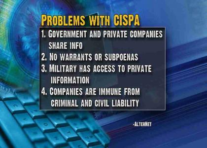 STOP CISPA