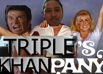 TRIPLE's KHANpany