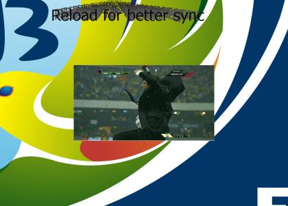 Coach goes Super Saiyan 2
