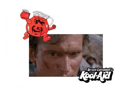 bruce campbell's kool-aid