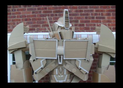 Cardboard prime