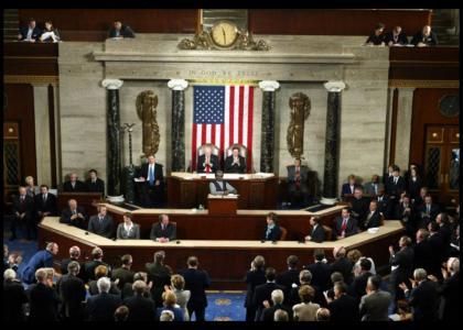 Don Salieri Addresses Congress